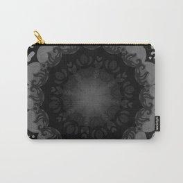 Dark Mandala #1 Carry-All Pouch
