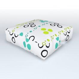 Pattern 0015 Outdoor Floor Cushion