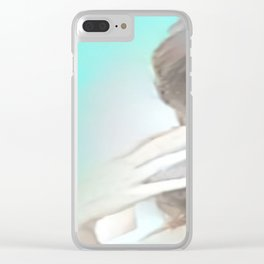 In Shape 53 Clear iPhone Case