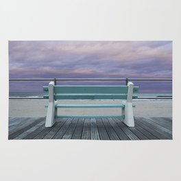 Jersey Shore Bench Rug