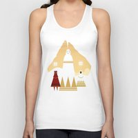 journey Tank Tops featuring Journey by OhhhKaye
