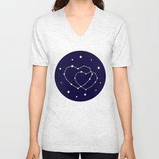 Star Lovers Unisex V-Neck