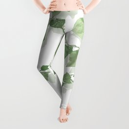 ivy leaves Leggings