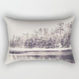 Papermill Lake Rectangular Pillow
