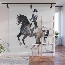 Horse (Canter pirouette II) Wall Mural
