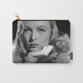 Veronica Lake - Hollywood Portrait Carry-All Pouch