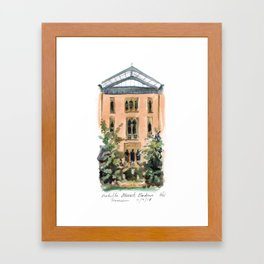 Isabella Stewart Gardner Museum Framed Art Print