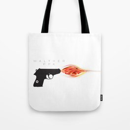 Walther PPK Tote Bag