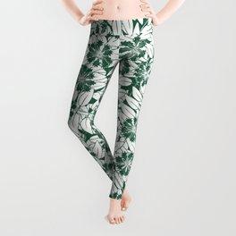 Foliage green Leggings