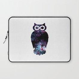 Super Cosmic Owlfinity Laptop Sleeve