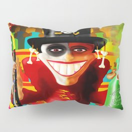 JUJU MAN Pillow Sham