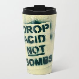 Alternative Pacifism  Travel Mug