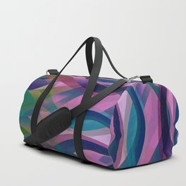 Abstract background G140 Duffle Bag