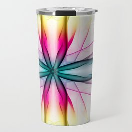Tumbling Hourglass Travel Mug