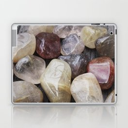 Venus' Hair Stone Rutilated Quartz #2 Laptop & iPad Skin