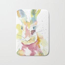 Easter Bunny Bath Mat