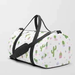 Cacti Party Duffle Bag