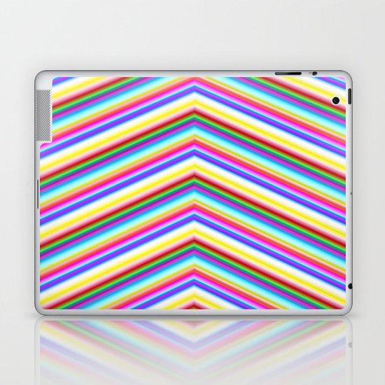 Chevron 8 Laptop & iPad Skin