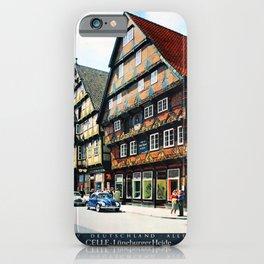 retro Celle iPhone Case