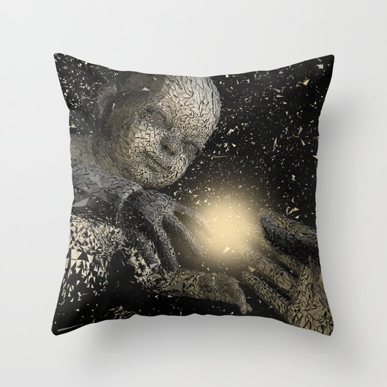 Dont Lose It Throw Pillow