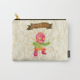 zombie ala lucha  Carry-All Pouch