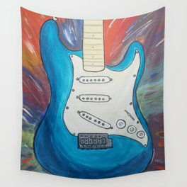 No Strings Attached Wall Tapestry