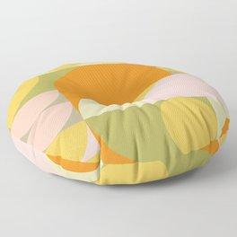 Summer Geometry 79 Floor Pillow