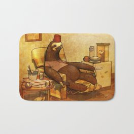 YOU ARE SLOTH! Bath Mat