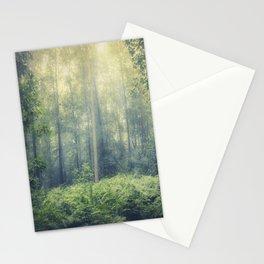 serene woodlands Stationery Cards