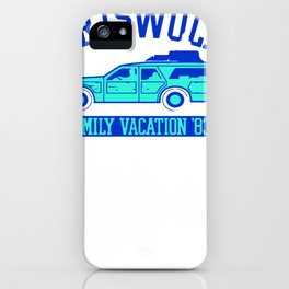 Griswold Family iPhone Case