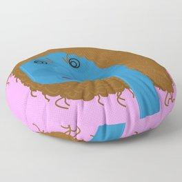 Unsatisfied Customer Two Floor Pillow