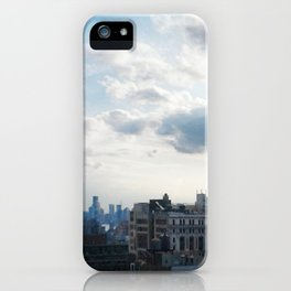 NYC Cityscape iPhone Case