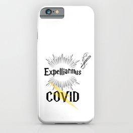 Magic Spell Virus iPhone Case