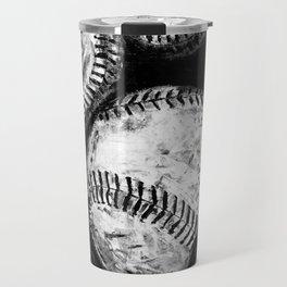 Baseballs Travel Mug