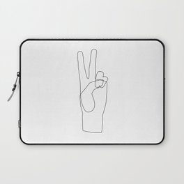 Peace Laptop Sleeve