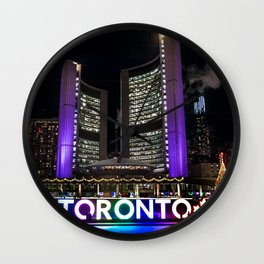 Nathan Phillips Square Wall Clock