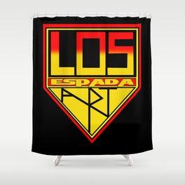 LOS ESPADA ART Shower Curtain