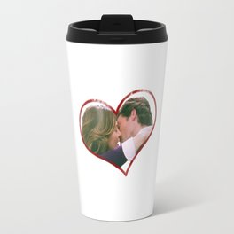 Meredith and Derek Travel Mug
