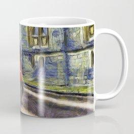 Windsor Castle Coldstream Guard Art Coffee Mug
