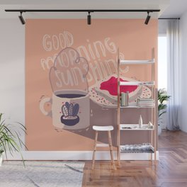 morning Wall Mural