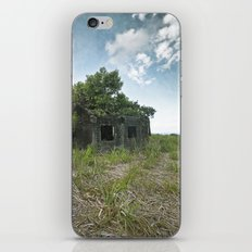 A Forest within iPhone Skin