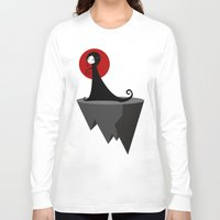 sia Long Sleeve T-shirts featuring Sia by Volkan Dalyan