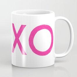 XOXO [Pink] Coffee Mug