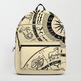 Hand Drawn Zodiac Map Backpack
