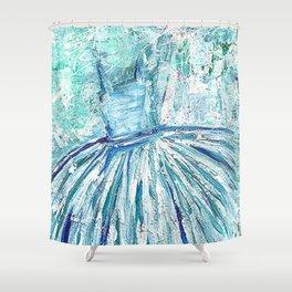 Dance All Night Shower Curtain