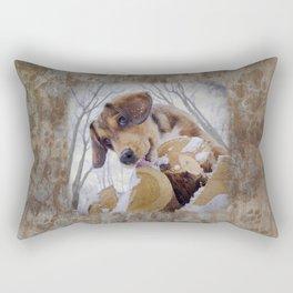 iced-lolly Rectangular Pillow