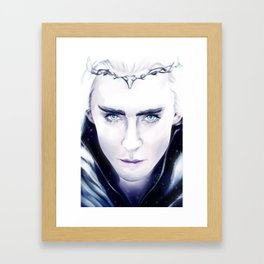 The Elvenking Framed Art Print