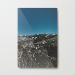 Glacier Point, Yosemite National Park IV Metal Print