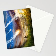 Crashing Down Stationery Cards