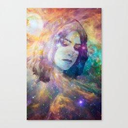 Deity Alt Canvas Print